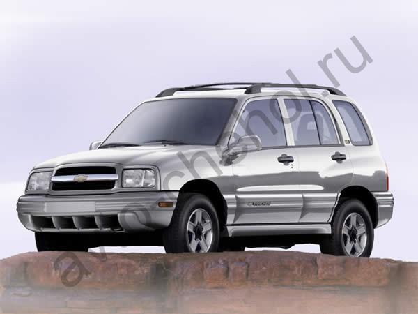 Коврики Chevrolet TRACKER с 1998-2004