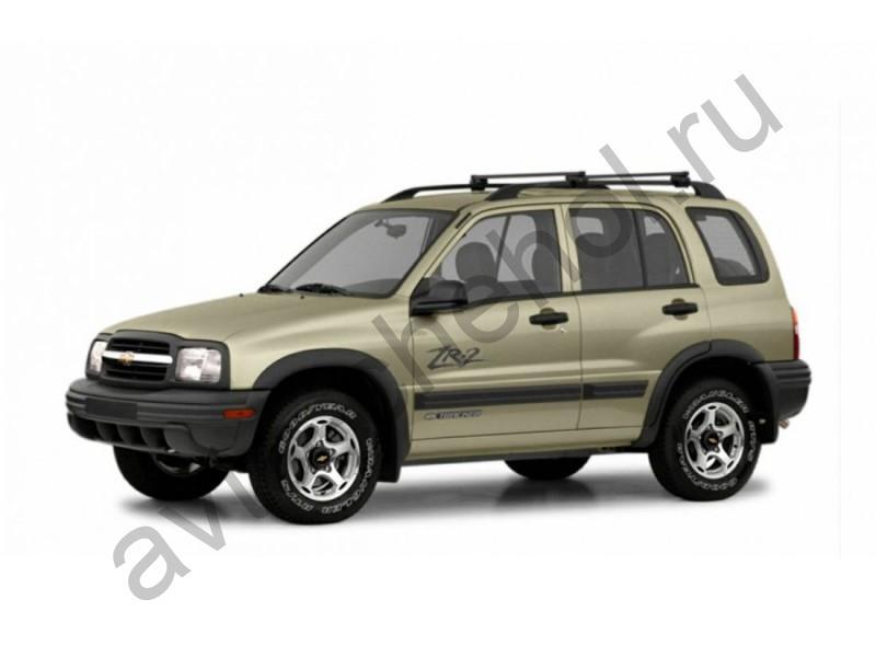 Авточехлы Chevrolet TRACKER (1998-2004)
