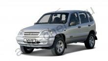 Кузов - Авточехлы Chevrolet Niva (2002-2014)
