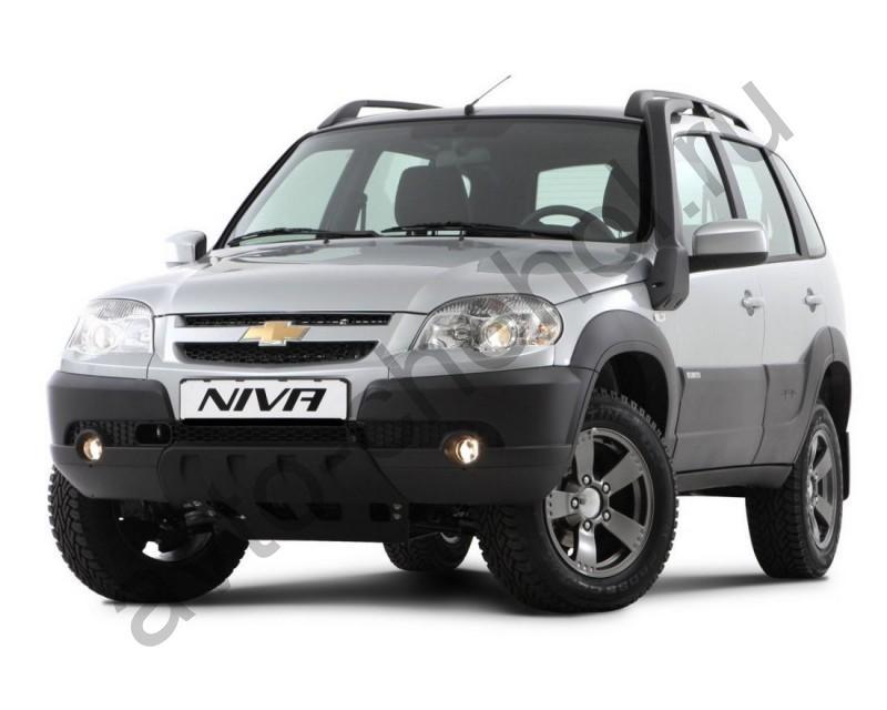 Авточехлы Chevrolet Niva  2016+