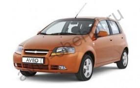 Авточехлы Chevrolet Aveo хэтчбек с 2003-2012