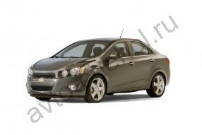 Авточехлы Chevrolet Aveo II седан-хэтчбек c 2012+