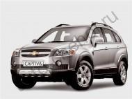 Авточехлы Chevrolet Captiva джип с 2006