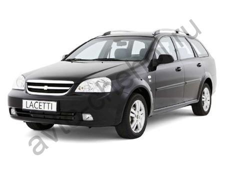 Авточехлы Chevrolet Lacetti (2004-2013)