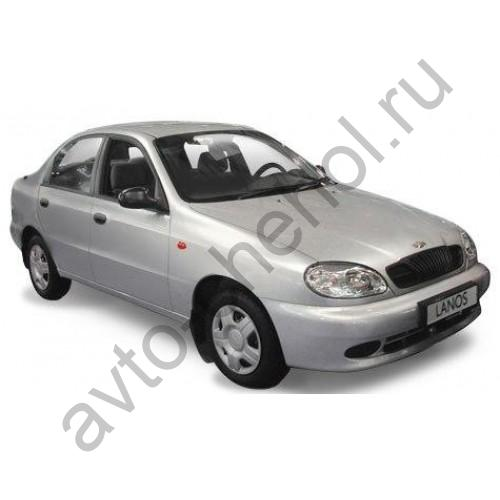 Коврики Chevrolet Lanos седан с 2005
