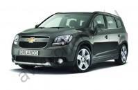 Кузов - Авточехлы Chevrolet Orlando 7 мест с 2011+
