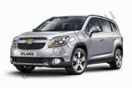 Коврики Chevrolet Orlando 5 мест с 2011+