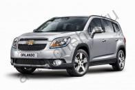 Кузов - Авточехлы Chevrolet Orlando 5 мест с 2011+