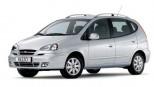 Авточехлы Chevrolet Rezzo 2004-2008