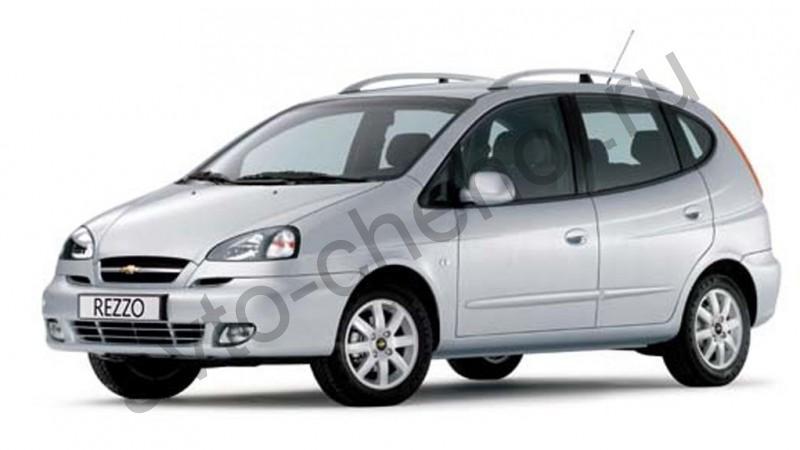 Коврики Chevrolet Rezzo 2004-2008