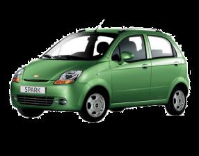 Авточехлы Chevrolet Spark с 2005-2009