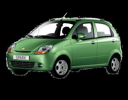 Коврики Chevrolet Spark с 2005-2009