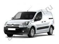 Коврики CITROEN Berlingo 2 (2 места) с 2009+