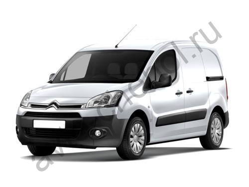 Авточехлы Citroen Berlingo 2 места (2008-2019)