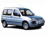 Авточехлы CITROEN BERLINGO 5 мест 1996-2008