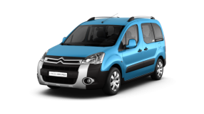 Авточехлы CITROEN Berlingo 2 5 мест с 2009+