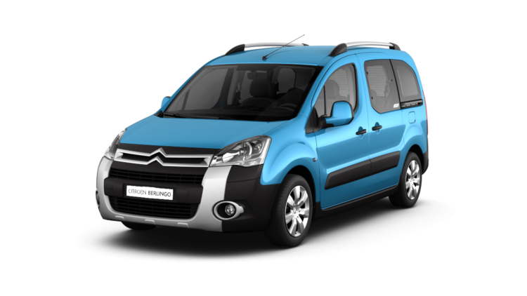 Авточехлы Citroen Berlingo 5 мест (2008-2019)
