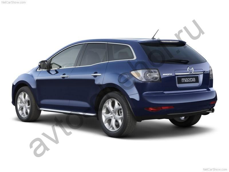 Коврики Mazda CX-7 2006-2013