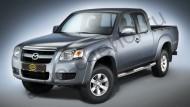 Коврики Mazda BT-50  2006-2012