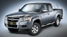Кузов - Авточехлы Mazda BT-50  2006-2012