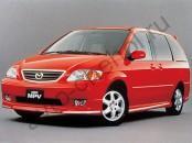 Кузов - Авточехлы Mazda MPV II 1999-2006