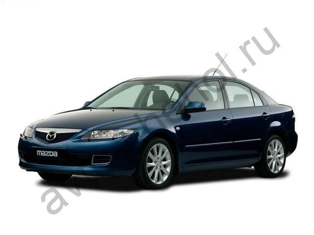 Авточехлы Mazda 6 sedan 2002-2007
