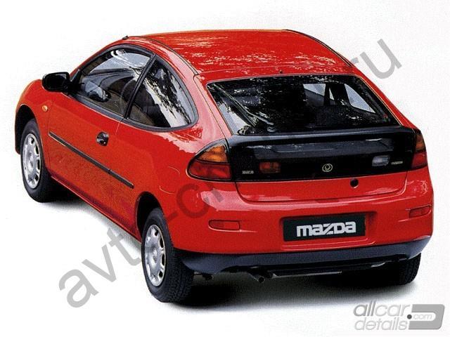 Коврики Mazda 323 хэчбек (sport) 1997