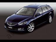 Коврики Mazda 6 хэтчбэк 2008-2013
