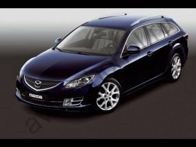 Авточехлы Mazda 6 хэтчбэк 2008-2013
