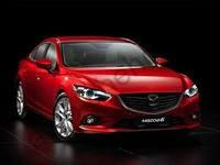 Коврики Mazda 6 sedan 2012+