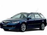 Авточехлы Mazda 6 хэчбек 2002-2007