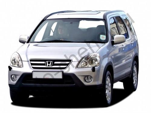 Коврики Honda CR-V 2 c 2002-2006