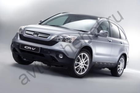Коврики Honda CR-V 3 с 2006-2012