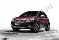 Кузов - Авточехлы Fiat Sedici с 2009+