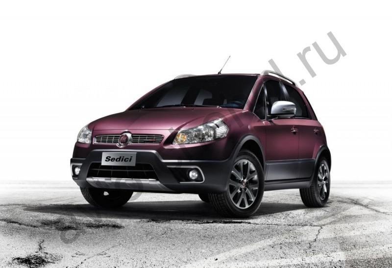 Авточехлы Fiat Sedici (2005-2014)