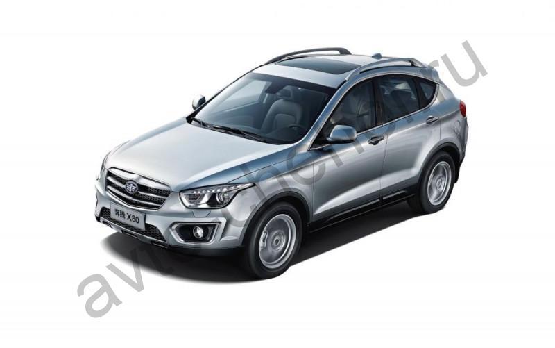 Авточехлы FAW BESTURN X80 (2013-2019)
