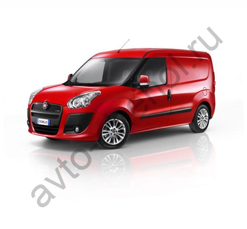 Авточехлы Fiat Doblo (2010-2020)