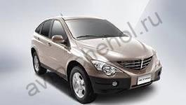 Авточехлы SsangYong Actyon I 2006-2010