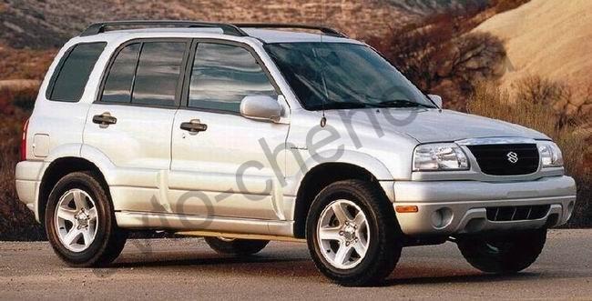 Авточехлы Suzuki Grand Vitara 5дв. 1997-2006