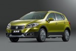 Авточехлы Suzuki SX-4 2014+
