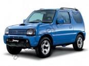 Кузов - Авточехлы Suzuki Jimny III (1998-2019)