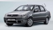 Кузов - Авточехлы Fiat Albea 3 выпуск 2008+