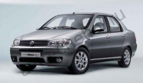 Авточехлы Fiat Albea 3 выпуск 2008+