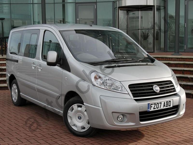 Коврики Fiat Scudo II с 2007+