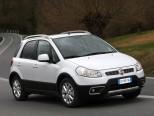 Авточехлы Fiat Sedici с 2009+