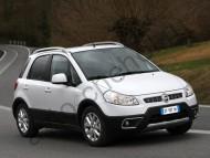 Коврики Fiat Sedici с 2009+