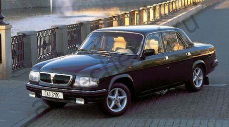 Коврики ГАЗ 3110-105