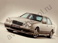 Авточехлы Mercedes W 210 1995-2002