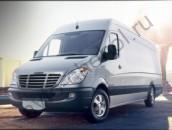 Кузов - Коврики Mercedes Sprinter 3 места 2005+