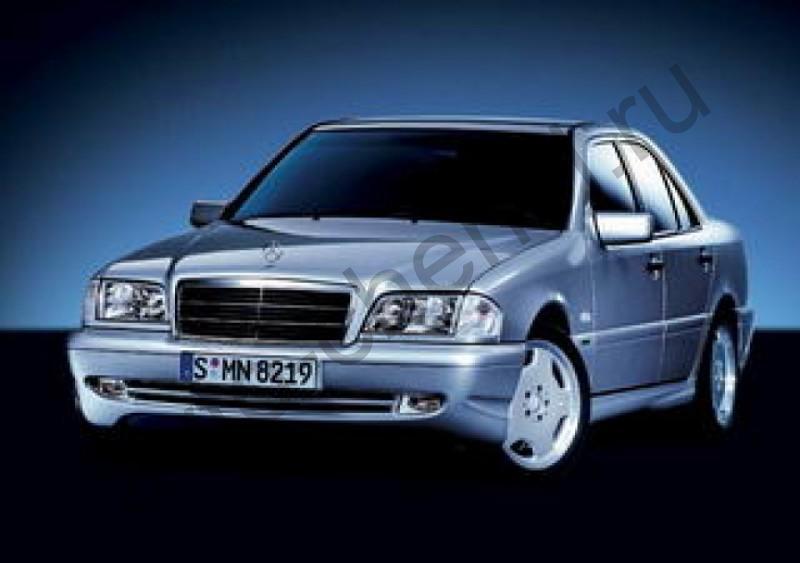Авточехлы Mercedes C Klasse W 202 1993-2000